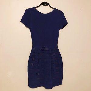Valentino cotton mini shirt dress